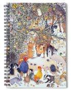 A Tasty Treat Spiral Notebook