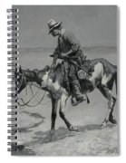 A Texas Pony Spiral Notebook
