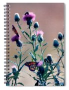 A Thistle Community Spiral Notebook