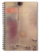 A Thought Of Stillness  Spiral Notebook