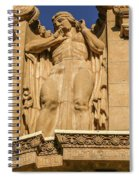 A Time After Time Spiral Notebook