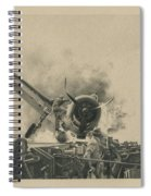 A Time For Courage Spiral Notebook
