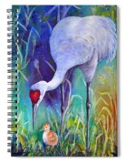 A Time To Nurture Spiral Notebook