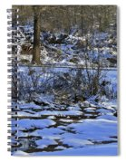 A Time To Thaw Spiral Notebook