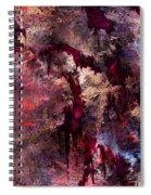 A Tortured Heart Spiral Notebook
