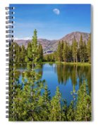 A Touch Of Heaven Spiral Notebook