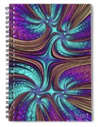 A Touch Of Magic Spiral Notebook