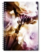 A Touch Of Violet Spiral Notebook