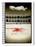 A Tradition Of Tragedy Spiral Notebook