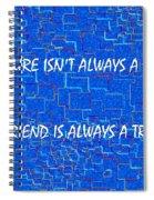 A Treasure Spiral Notebook