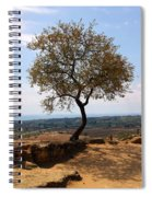 A Tree And A Rock Spiral Notebook