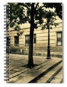 A Tree Grows In Barcelona Spiral Notebook