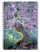 A Tree Of Many Colors Spiral Notebook