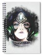 A Tribute To Sivir Spiral Notebook