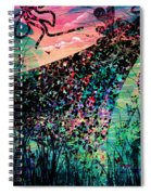 A Tropical Dream Spiral Notebook