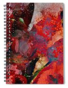 A Very Fairy Tale Of Two Butterflies In Pearlesque Spiral Notebook