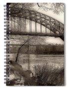 A View From Astoria Spiral Notebook