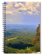 A View From Table Rock Spiral Notebook