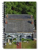 A View From The Top Spiral Notebook
