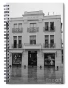 A View On Hermes Saint Tropez Spiral Notebook