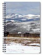 A View To Remember Spiral Notebook
