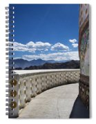 Spiritual Journey.. Spiral Notebook