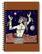 A  Viking Warrior  Spiral Notebook