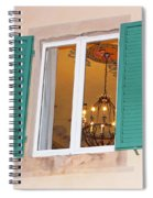 A Villa In Tuscany Spiral Notebook