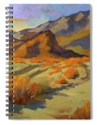 A Walk In La Quinta Cove Spiral Notebook