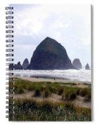 A Walk In The Mist Spiral Notebook