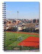 A Washington View From Cardoza High School Spiral Notebook