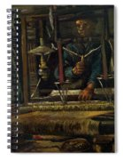 A Weaver's Cottage Spiral Notebook