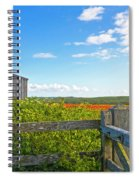 A West Pentire Farm Spiral Notebook