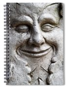 A Wink And A Smile Spiral Notebook