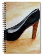 A Woman's Love Spiral Notebook
