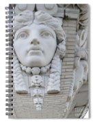 A Woman's View Spiral Notebook