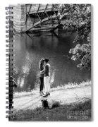 A Beautiful Moment Spiral Notebook