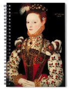 A Young Lady Aged 21 Spiral Notebook