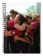 A10 Victory Celebration Spiral Notebook
