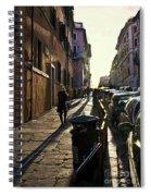 A34 Spiral Notebook