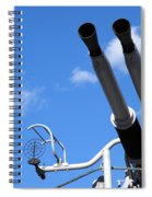 Aa Canons Spiral Notebook
