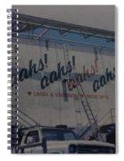 Aahs Spiral Notebook