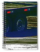 Aaron's Flatbed Spiral Notebook