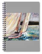 Abaco Dinghy Race II Spiral Notebook