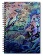 Abalone Spiral Notebook