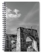 Abandonded Trestle Spiral Notebook