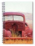 Abandoned 2 Spiral Notebook