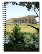 Abandoned Electric Plant Spiral Notebook