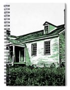 Abandoned Homestead Spiral Notebook