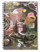 Abandoned Idea2 Spiral Notebook